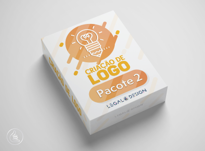 Criação de Logo Pacote 2 (1 item de papelaria)