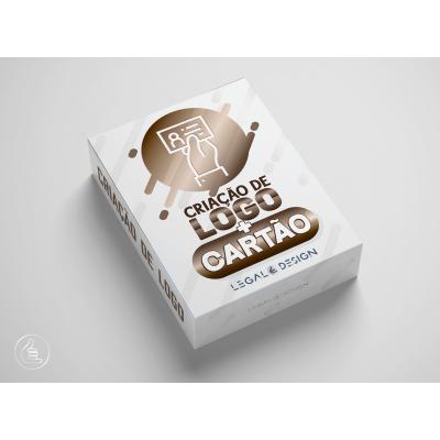 Criação de Logo + Cartão de Visita